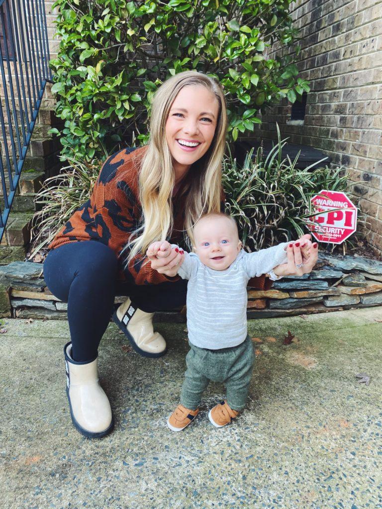 Julie Rhett 5 months