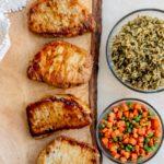 Easy Marinated Pork Chops