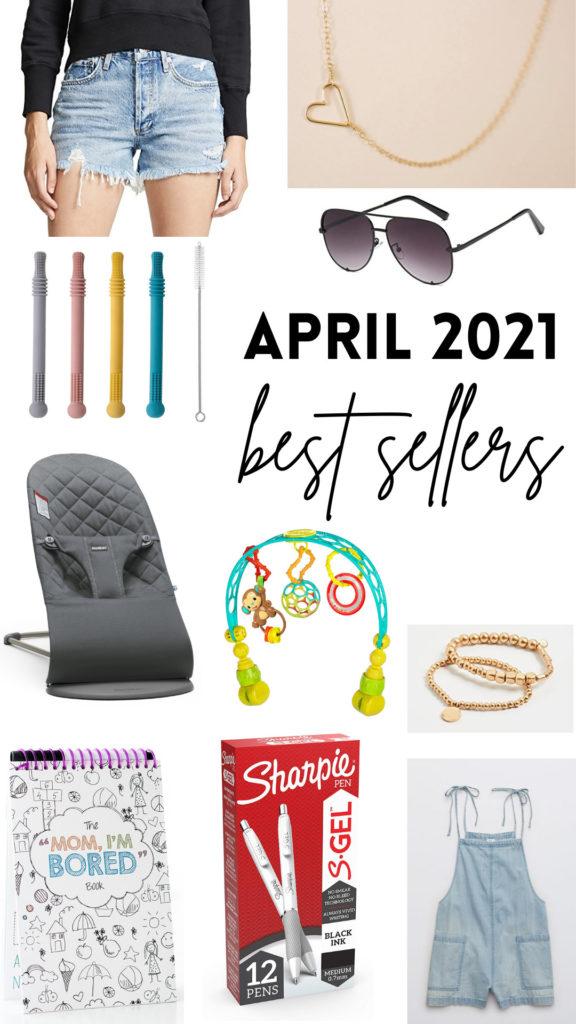 April 2021 Best Sellers
