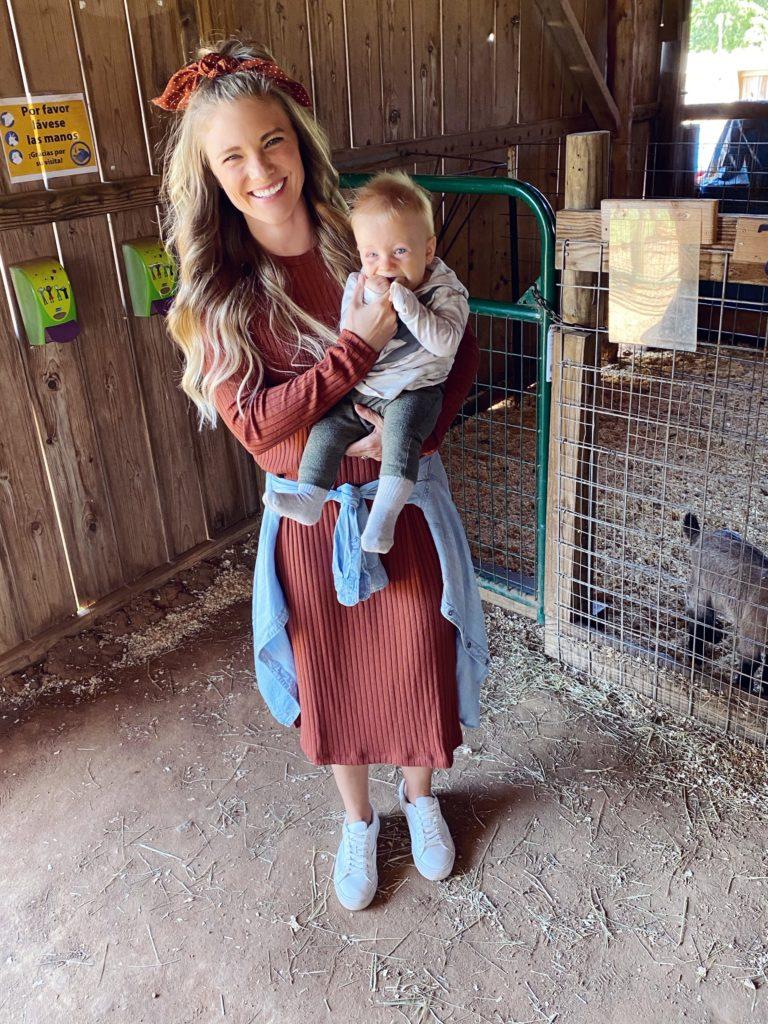 Rhett Julie 8 months