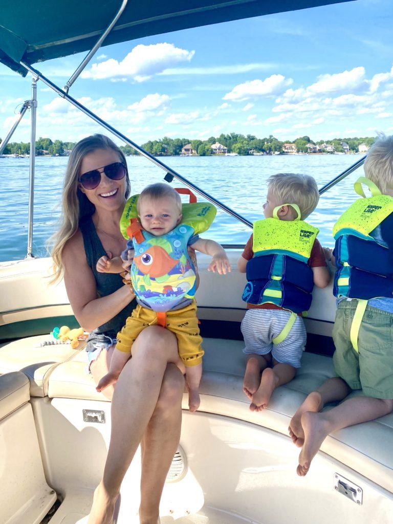 rhett boat ride