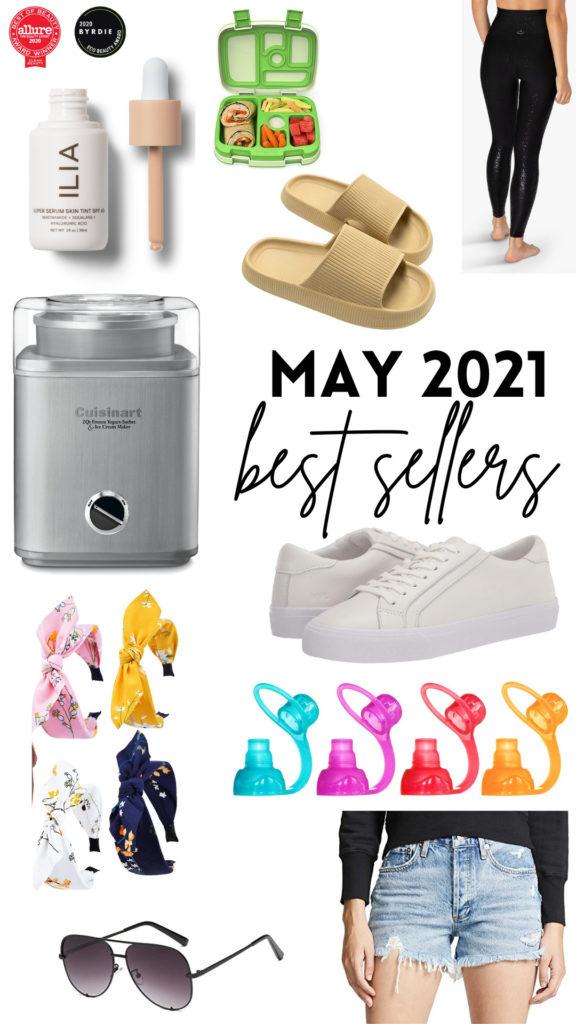 May 2021 Best Sellers