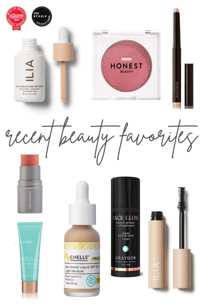 clean beauty favorites