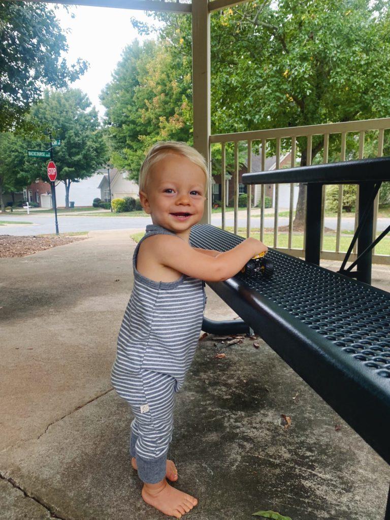Rhett 13 months
