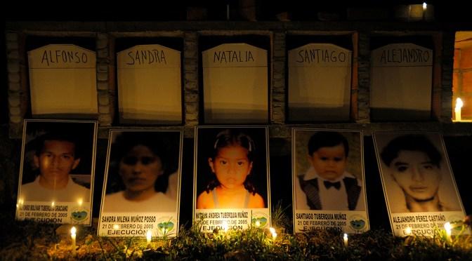 San José de Apartadó massacre