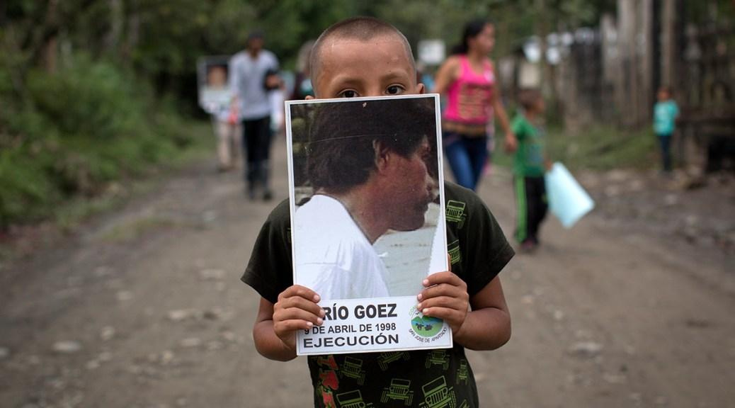 Peace Community   PBI Colombia (English)