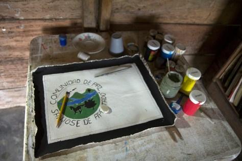Comunidad de Paz, foto de Alex