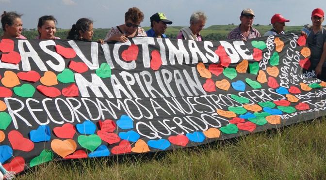Twenty years since the Mapiripán massacre, twenty years of memory
