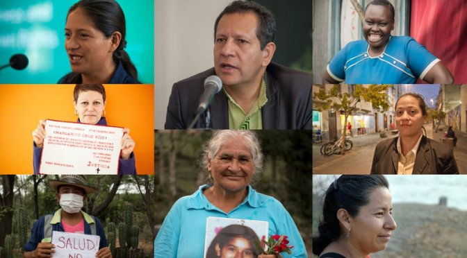 Civil society open letter to support Human Rights Defenders for the Nobel Peace Prize gains cross-sectoral support