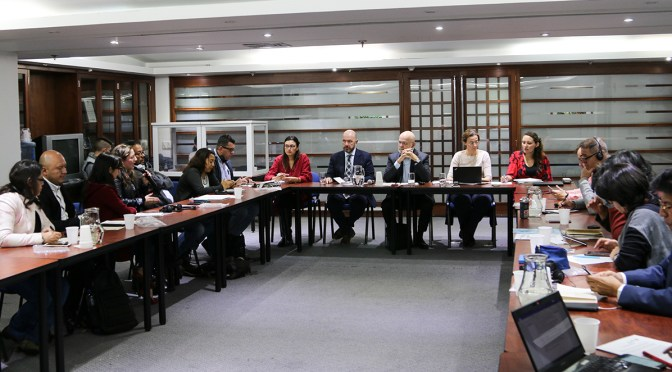 UN Special Rapporteur on the situation of human rights defenders: visit to Colombia begins