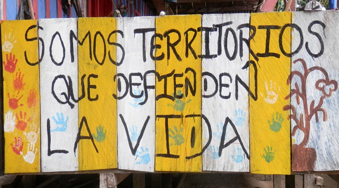"""""""Regardless of all we have suffered, we have won the battle"""": Agripina Sierra"""
