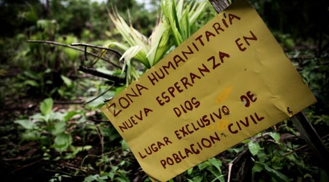 Curbaradó y Jiguamiandó: el reto sigue vigente, la restitución de tierras