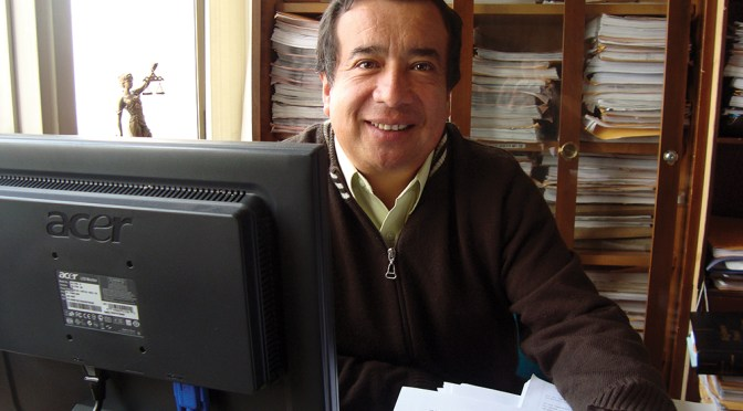 """""""Lo que vemos es un ataque permanente a la administración de justicia"""", Reynaldo Villalba"""