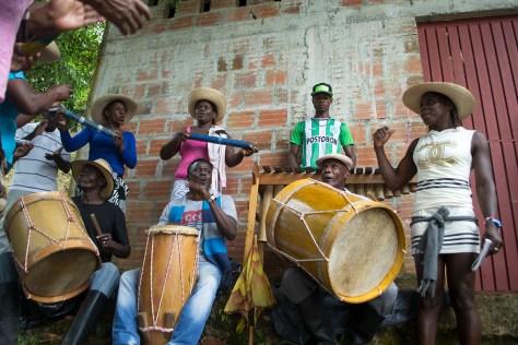 7. La música para preservar el Naya
