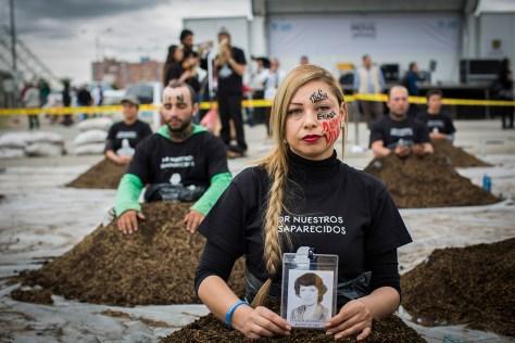 Andrea Torres desaparición forzada FNEB