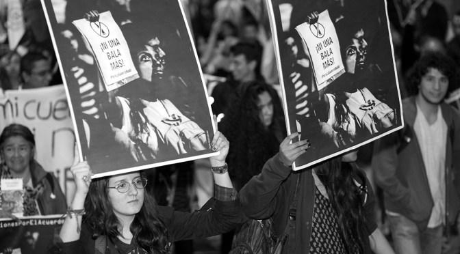 La situación para las personas defensoras de derechos humanos se volvió crítica en 2016