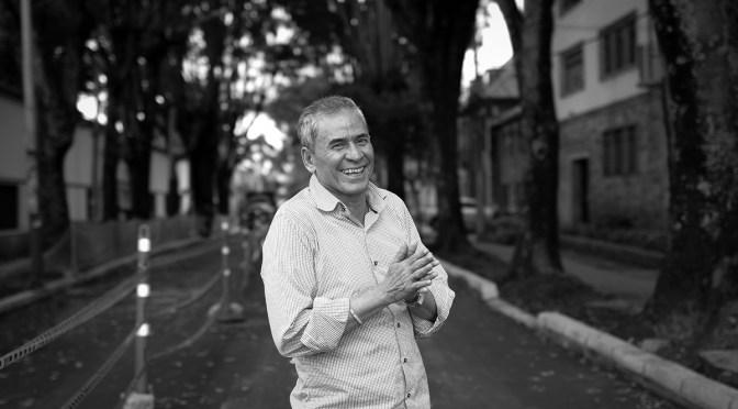 """""""Uno debe nuevamente aprender a estar en libertad"""", David Ravelo"""
