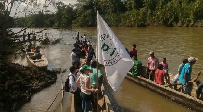 Bombardeos en Jiguamiandó despiertan viejos temores