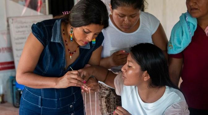 """""""Mi Nombre es Mujer Perla Amazónica""""…"""