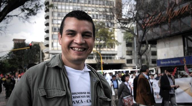 """""""Tenemos la razón cuando denunciamos"""", Fabián Laverde"""