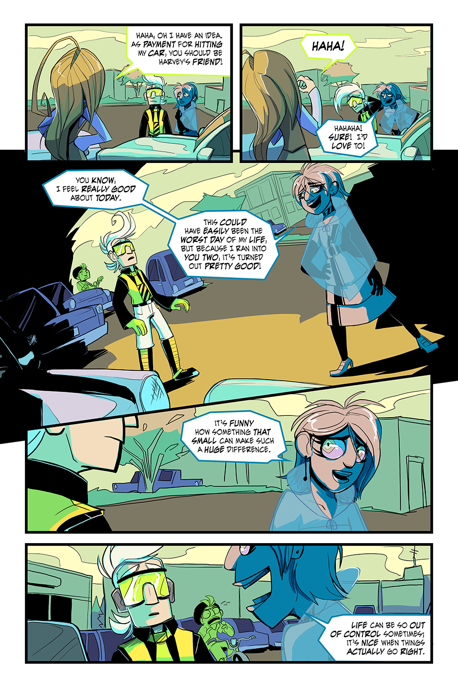 Chapter 1 – Prologue Page 5