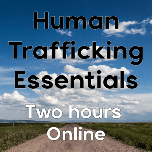 Human Trafficking Essentials Course Image for Store