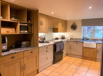 Kitchen by Builders in Newbury