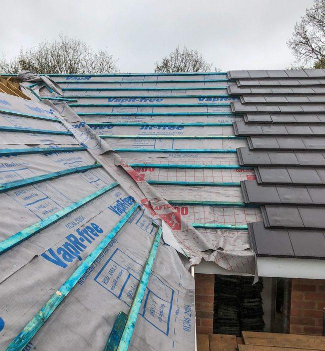 Roofing by Builders in Newbury
