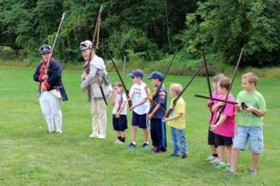 Musket Drill