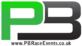 PB Race Events Logo