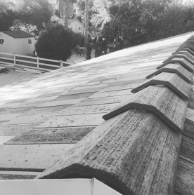 Completed Roof - Hidden Hills Barn - Paul Bancroft Roofing - Los Angeles Roofing and Repair
