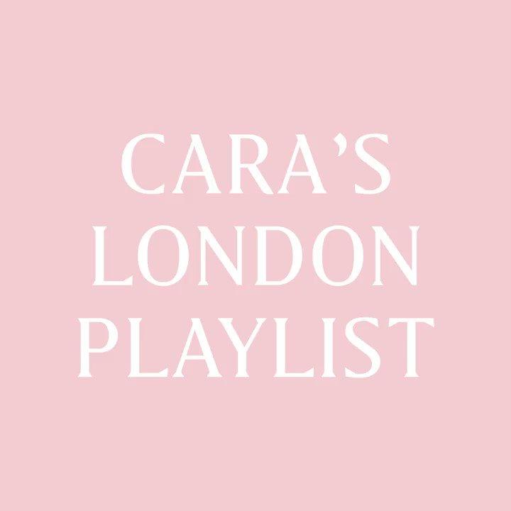 Image for the Tweet beginning: .@CaraDelevingne shares her favorite songs
