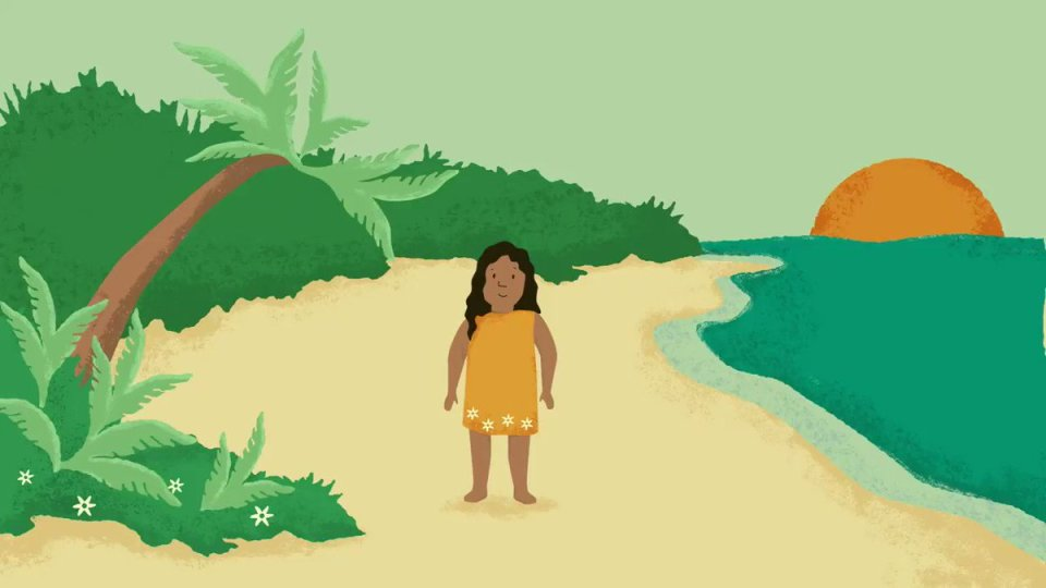 We're excited to launch a new animated video today which tells the story of a girl called #Salote and her first-hand experience of #climatechange in…