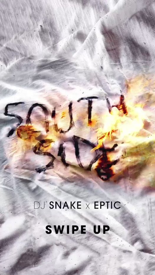 Image for the Tweet beginning: SOUTH SIDE. OUT NOW. @Eptic