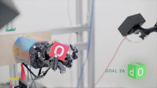 Image for the Tweet beginning: #Robotic hand with human-like dexterity