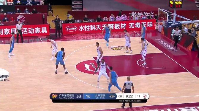 #CBA #Beijing #basketball  Jeremy Lin sets up Fang Shuo for a three.🔥 @JLin7 #CBA #JeremyLin @JLinPortal @PopoChung7 @kwawa_hsuk302