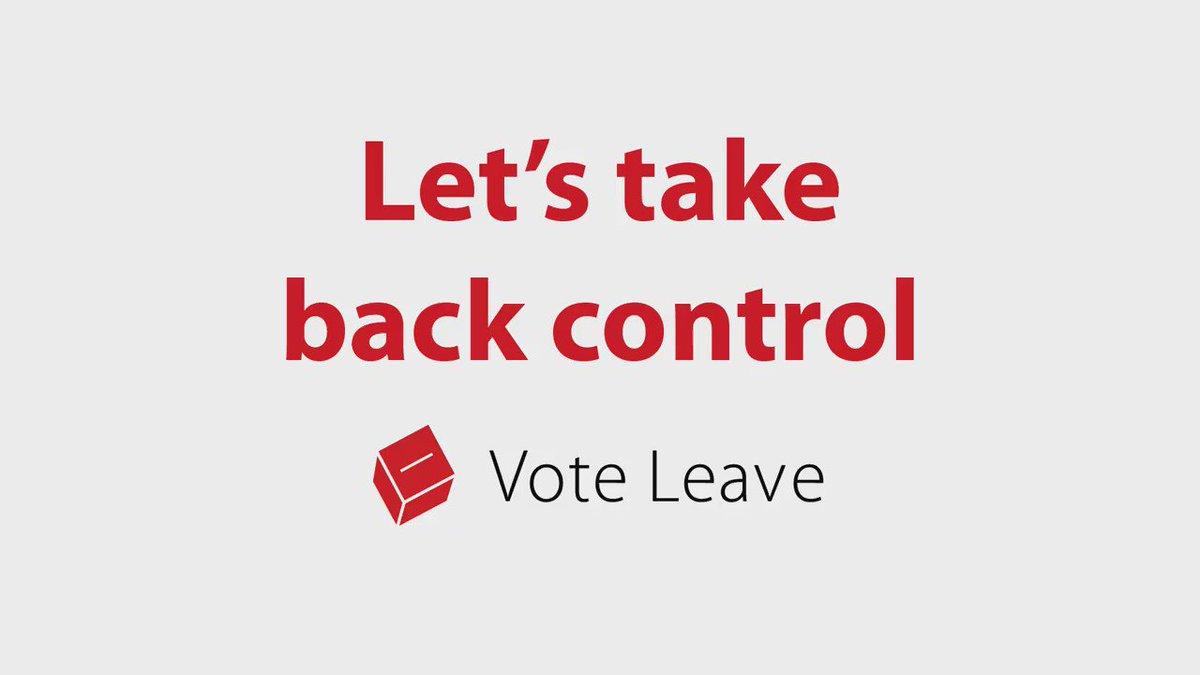 Image result for leave lets take back control