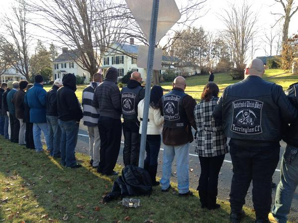Motorcycle Group Prevents Westboro Funeral Pickets