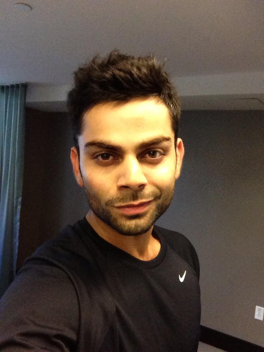 Virat Kohli On Twitter After Gym Yesterday Httptco