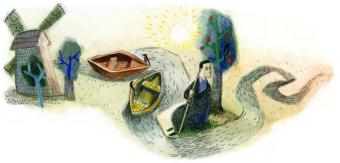 Google Honors Ukrainian Philosopher Hryhorii Skovoroda With Google Doodle