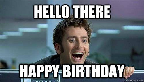 Uzivatel Nerd Fu Na Twitteru Happy Birthday Melomesh We Hope Your Day Is Full Of Nerdy Goodness With Extra Awesome Sauce Http T Co Vebf35t2c8