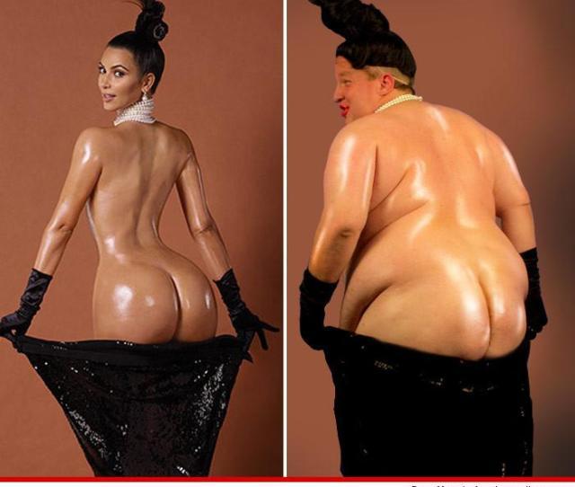 Kim K S Big Ass Vs Jeff Beacher S Even Bigger Ass Who D You Rather