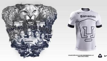 b1bb14a881a Update: Pumas UNAM officially unveil new third kit