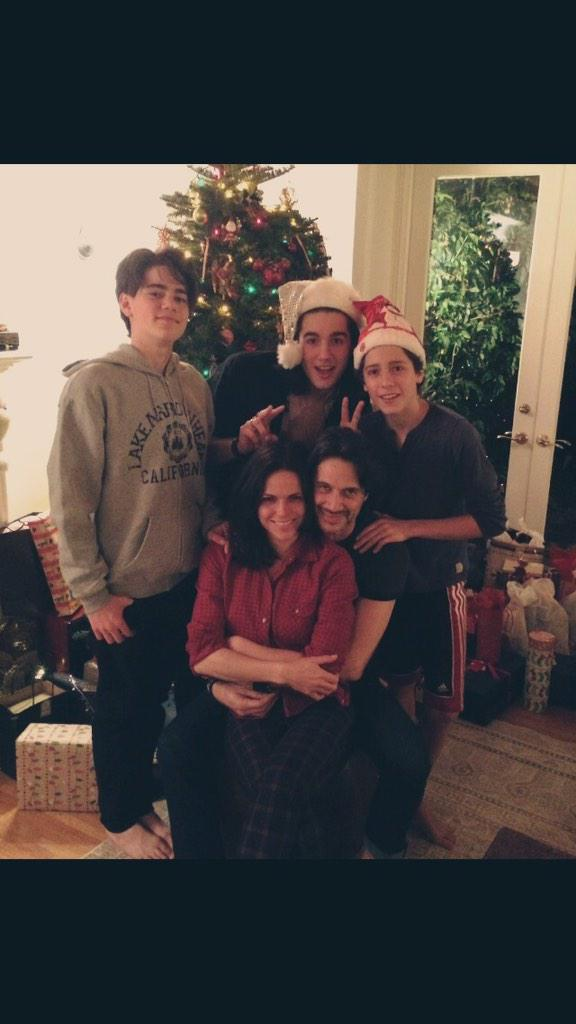 Lana Parrilla On Twitter Merry Christmas From Our Family