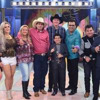 Domingo Show 11/01/2015 - Geraldo Luís recebe as duplas Rionegro & Solimões e Cezar &Paulinho