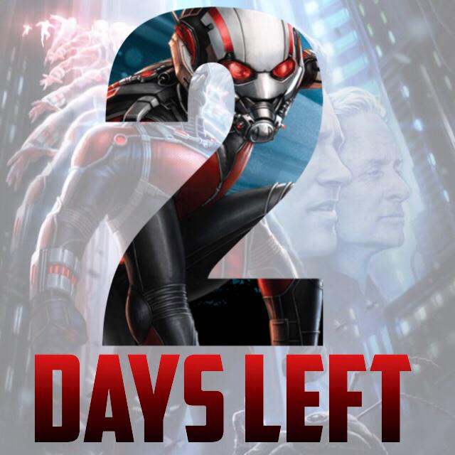 Twitter पर Ots Automaton Don And My Birthday Superherofeed 2 Days Left Until The Full Ant Man Teaser Trailer Hits Http T Co 72jz9mtrky