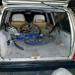 Fred Cooke On Twitter I Strongly Doubt That The Mountain Bike Will Get Claustrophobic In The Back Of The Volvo 240 Wagon Http T Co Yen7acfudy