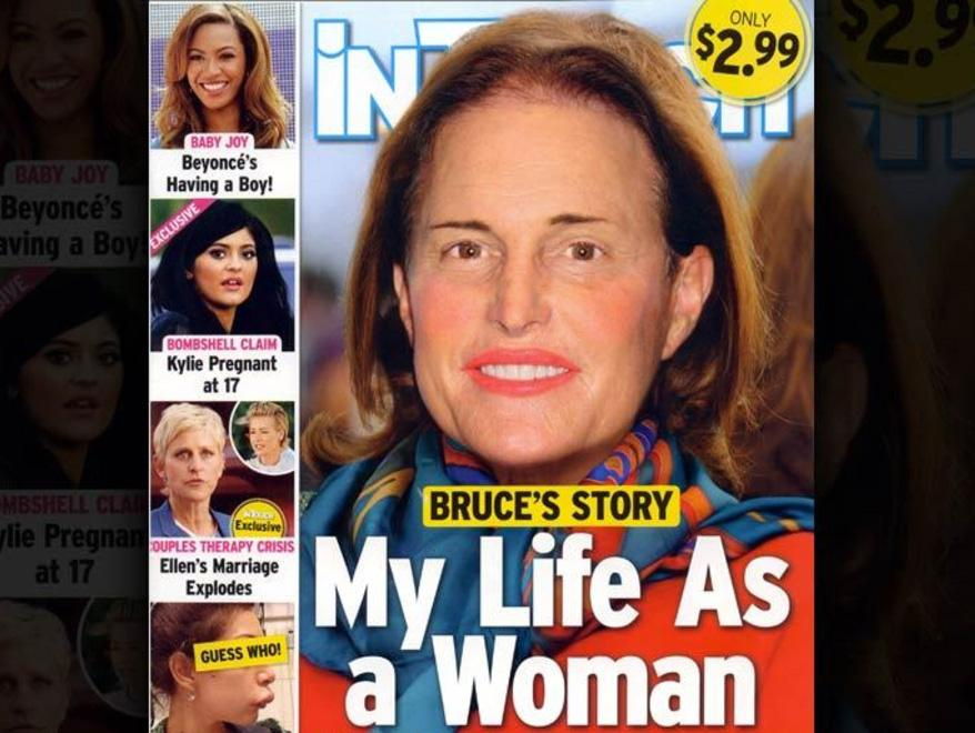 Bruce Jenner Le Beau Pre De Kim Kardashian Transform
