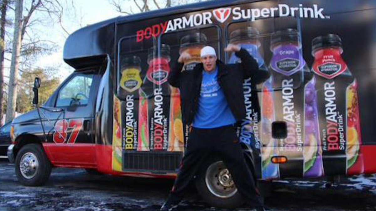 Rob Gronkowskis Party Bus Was Denied Access To Gillette