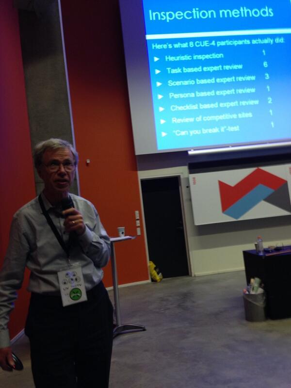 Rlf Mölich talks about heuristic methods